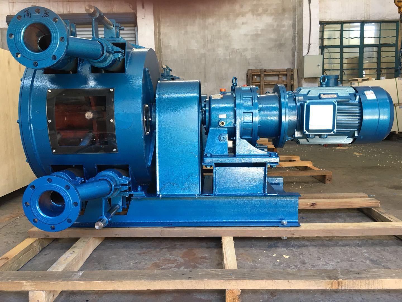 High Efficiency Peristaltic Pump High Viscosity Hose Pump Cosmetic Cream Conveyor Pump