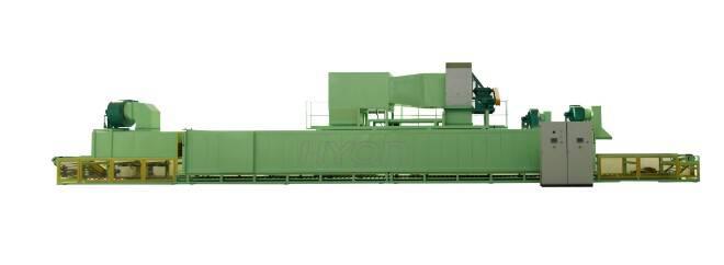 Dip spin coating machine/Mesh belt conveyor oven