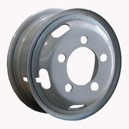 truck steel wheel rim 5.50F-16