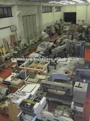 Heidelberg SM102-2-P Carton Printing Machinery