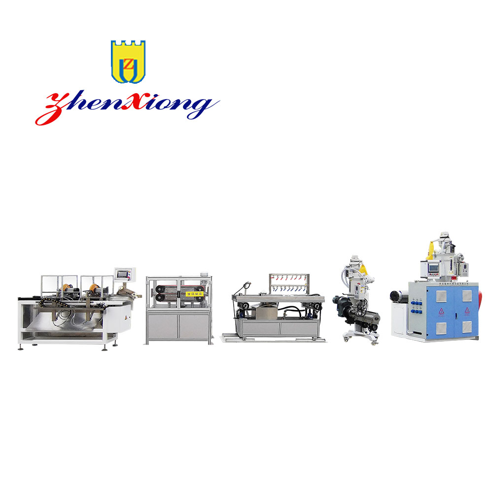 ABS and TPE plastic profile production line