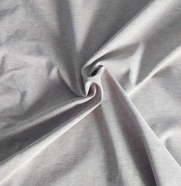 cationic polyester spandex fabrics for garments