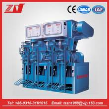 Electric driven type semi auto fixed cement packaging machine for sale