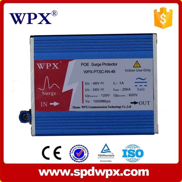Supervisory Control POE Lightning Protection