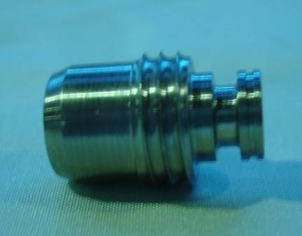 super-precision CNC small part
