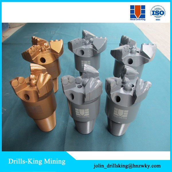 Geological Exploration Deep Well Drilling Machine Parts PDC drill bit