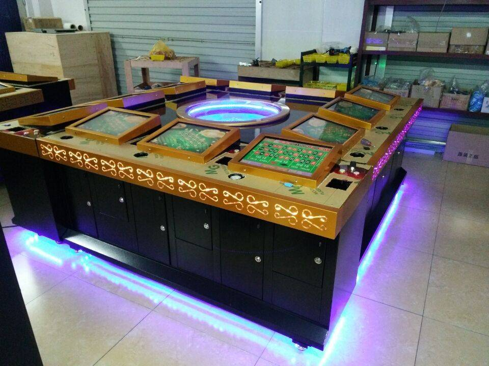 new beautiful design roulette machine with great quality hot sale in Trinidad and Tobago