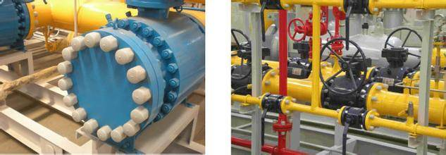 boltshield used in prochemical industry