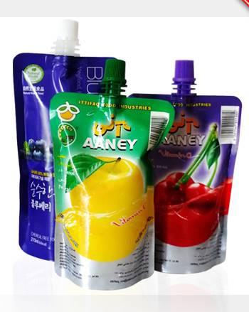 Plastic Juice Pouch / Beverage Bag / Beverage Pouch