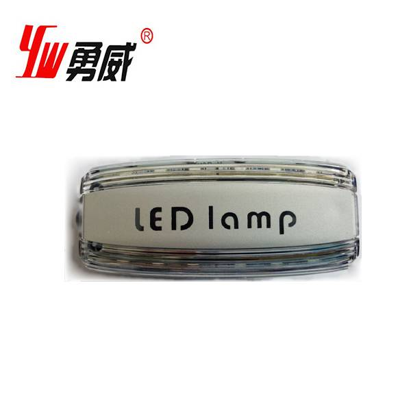 LED warning lamp for global policeman ,led t8 lamp with a bulb