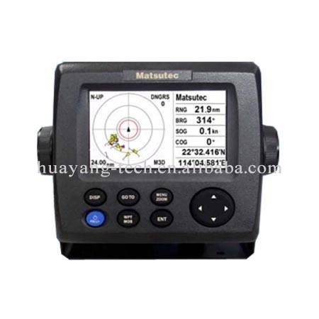 HP-33A Marine GPS AIS transponder with GPS navigator