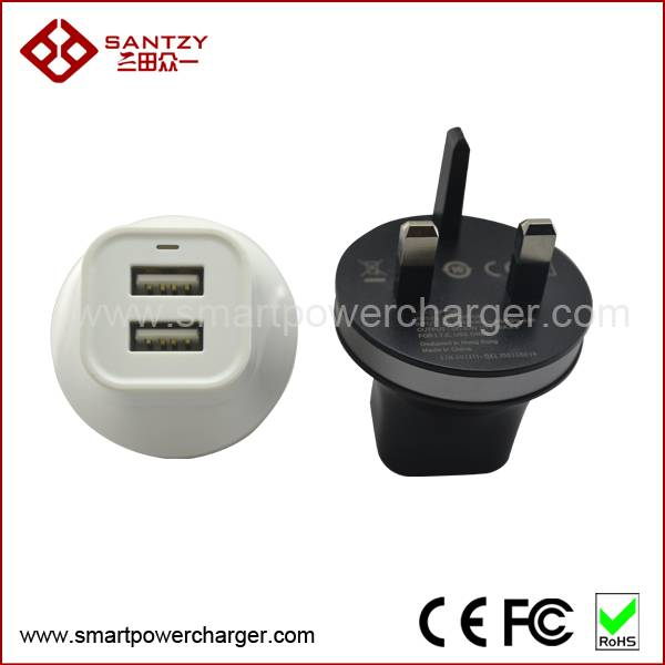 wholesale smart  power charger for mobile phone factory directly