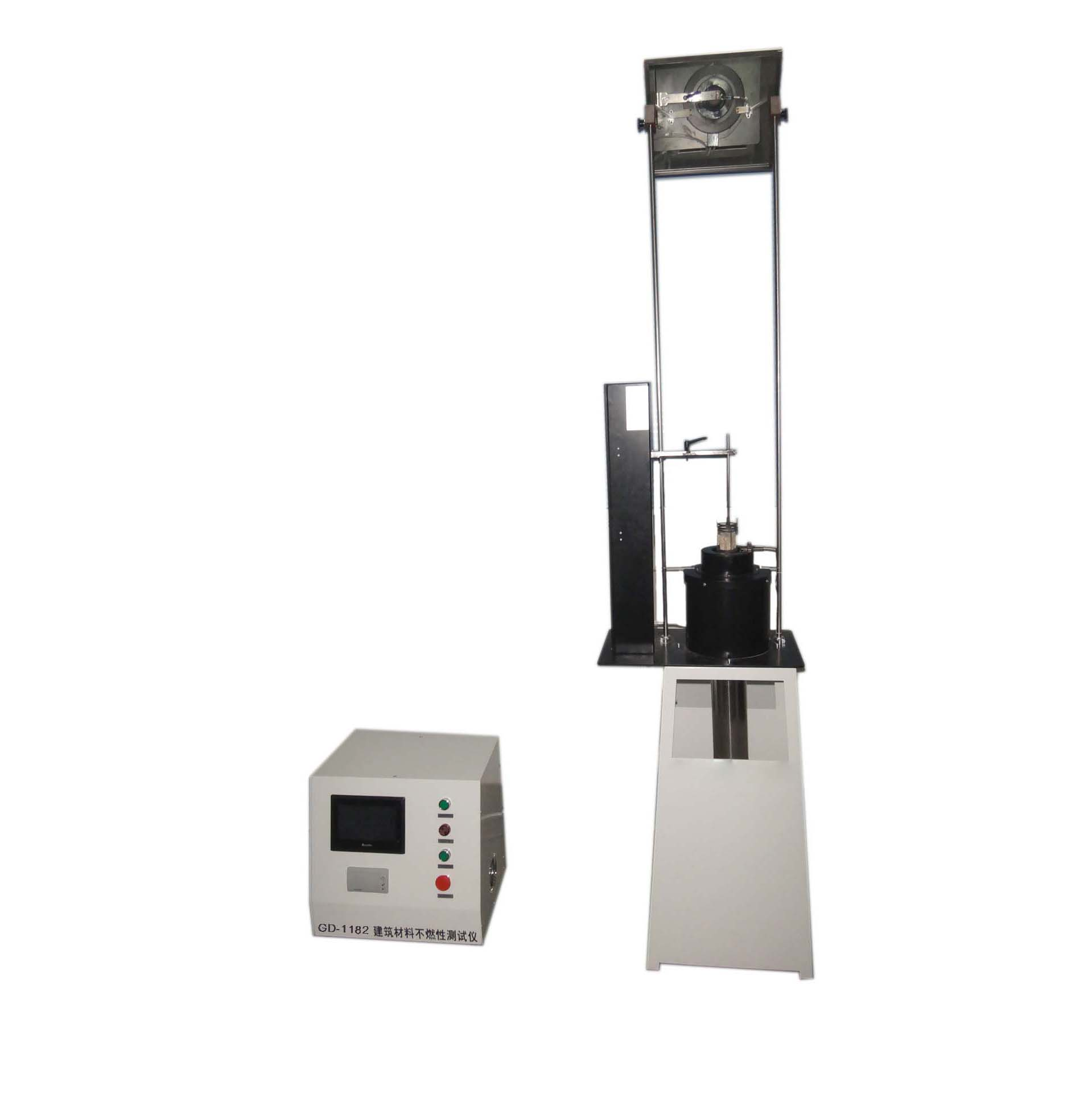Non-Combustibility Tester for Building Material