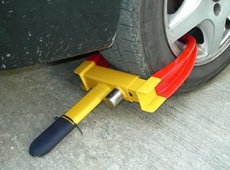 wheel locks AS-WL-5