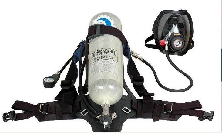 RHZK 6.8L 60mins positive pressure air breathing apparatus SCBA