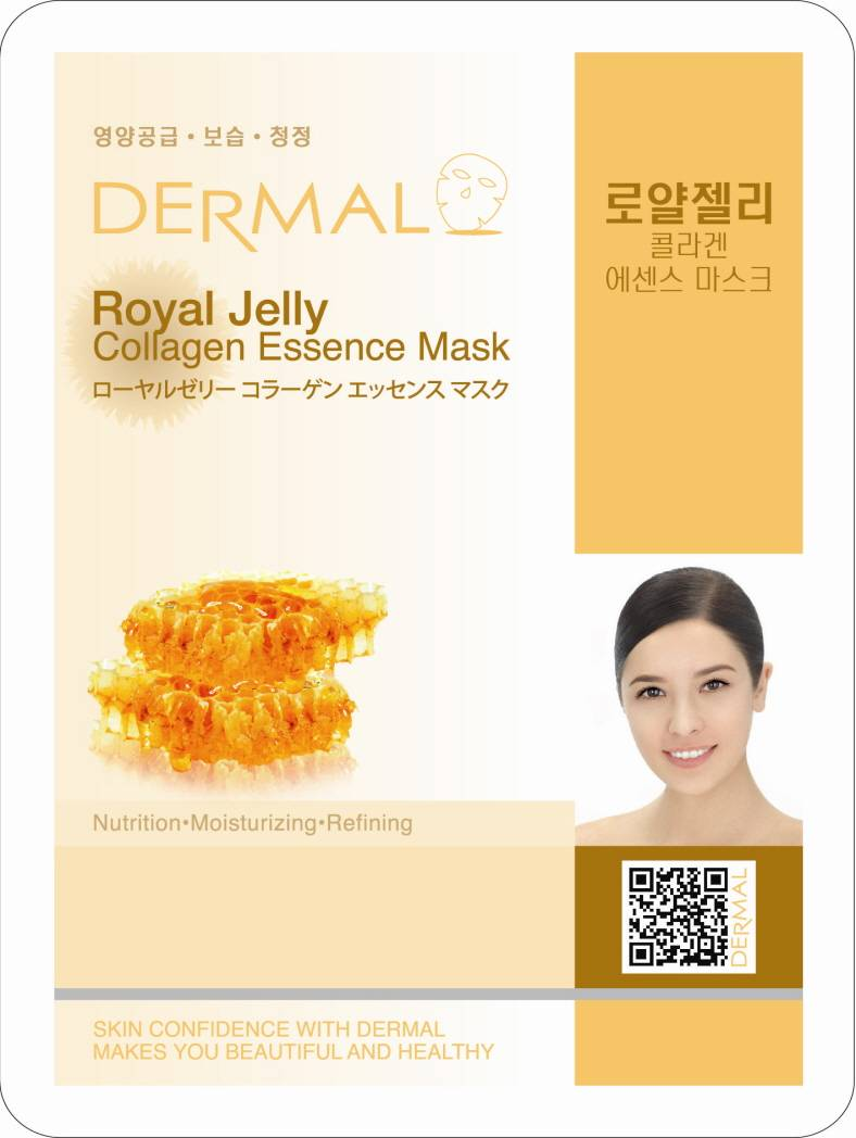 Dermal Royal Jelly Collagen Mask