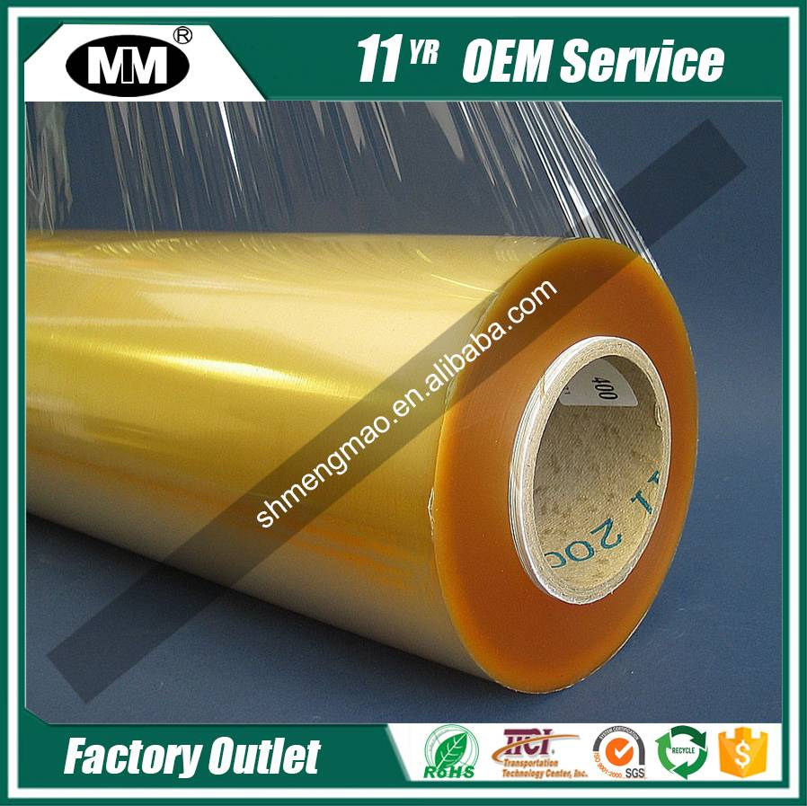 12 micron strech film for pallet shrink wrap film