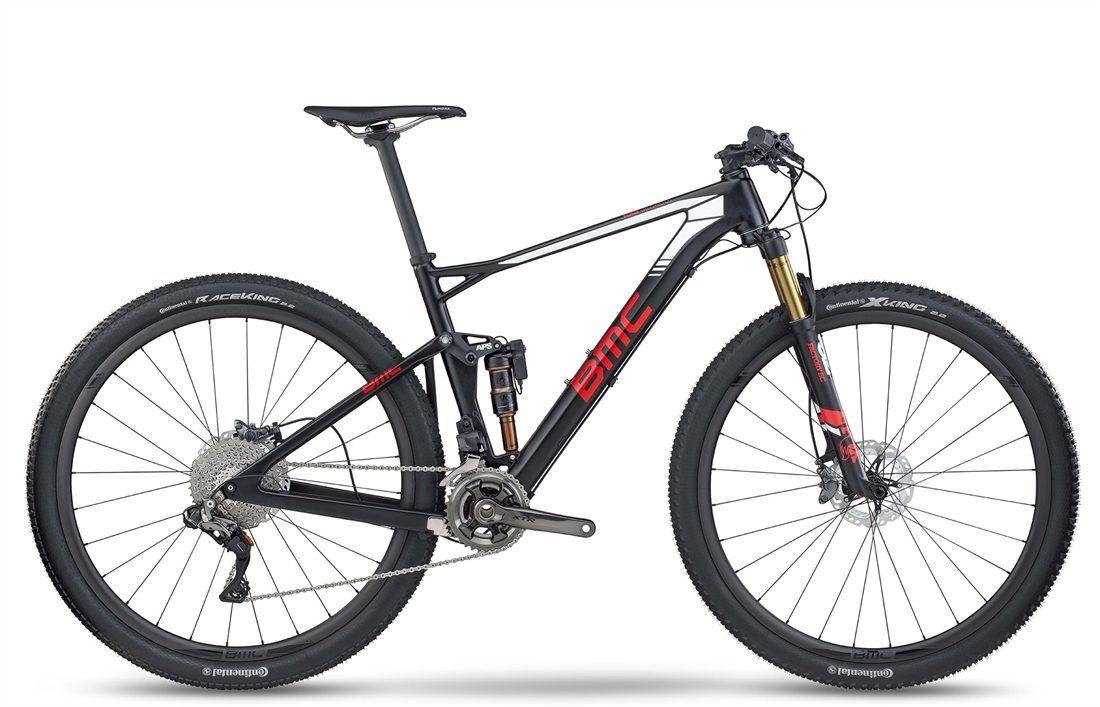2017 BMC Fourstroke 01 XTR Di2 Bike