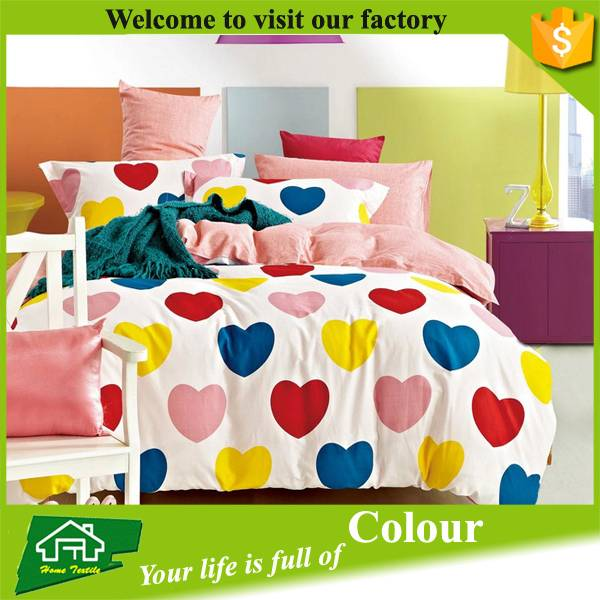 New style fantasy heart bedding set