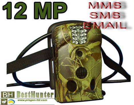 OEM 12MP Digital Hunting Camera / Scouting camera