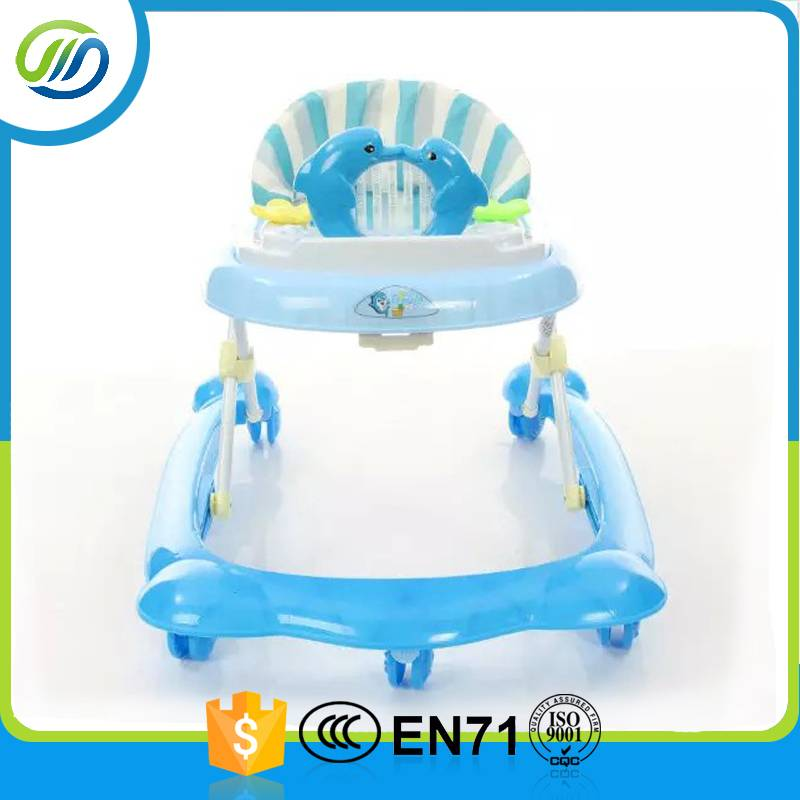 New pp painting plan toy baby walker