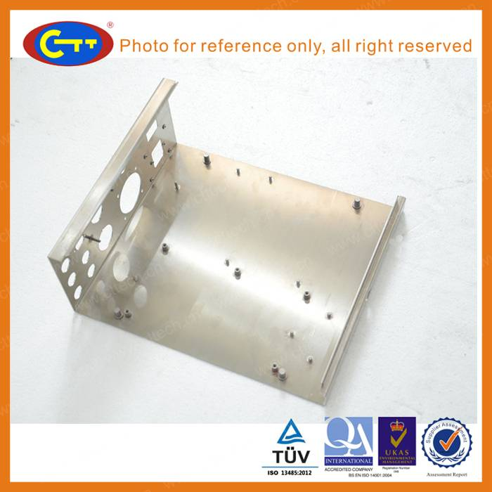 ISO9001 Professional laser cutting service, laser cutting Shell with polishing