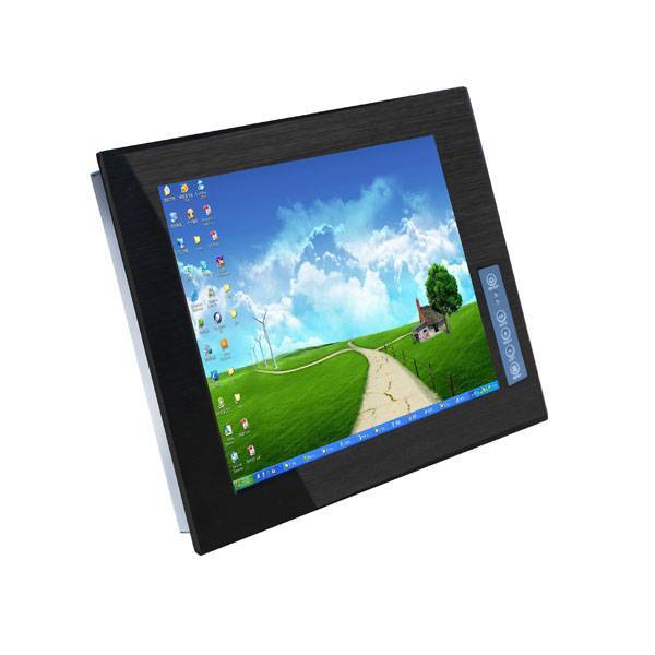"""12.1"""" Industrial Touch Screen  Monitor"""