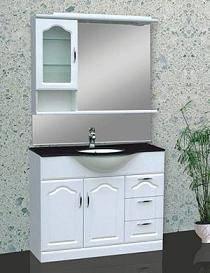 MDF/PVC bathroom cabinet