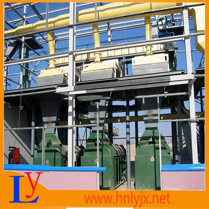 peanut rapeseed soybean oil production Line with rich experience