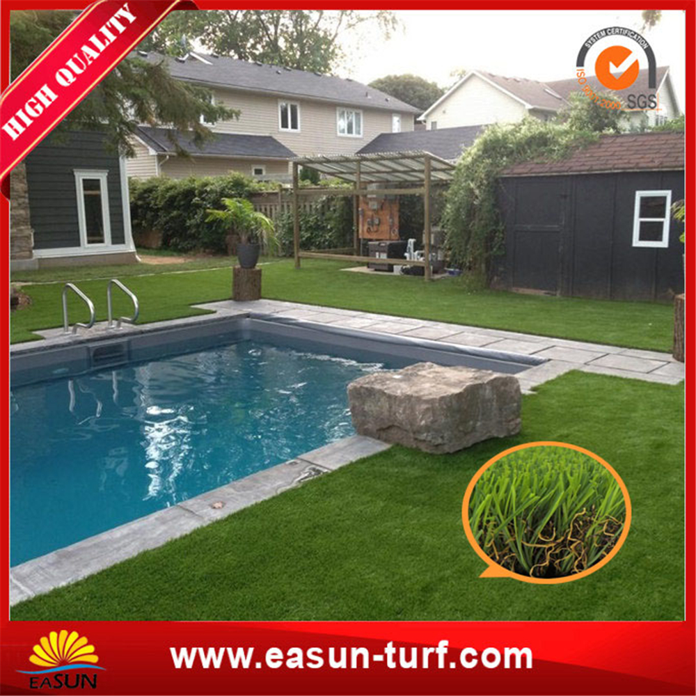 Top quality and lowest price Chinese Artificial grass for garden- ML