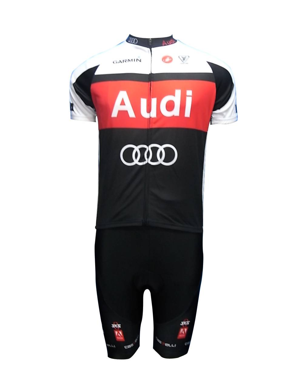 custom cycling jersey with sublimation
