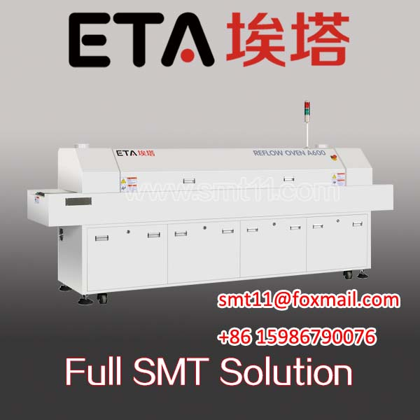 IR Convection Reflow Oven LED Tube Production Line