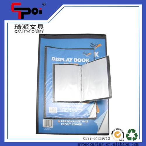 PP Stationery Office Supplier Clear A4 A5 Size Book Display Book