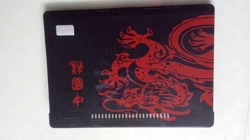 nuoxi charator silking printing ,USB notebook cooling pad