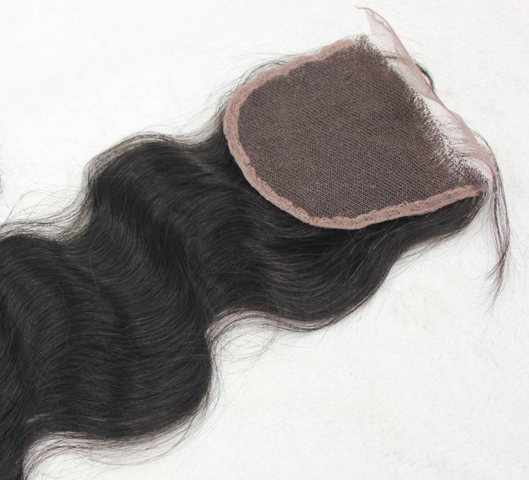 brazilian virgin remy hair silk base closure