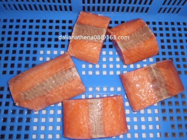 Chum Salmon portion(Oncorhynchus Keta)