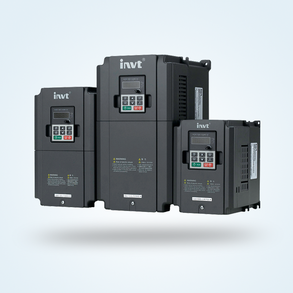 Goodrive100-01 Series variable frequency drive for PV pump
