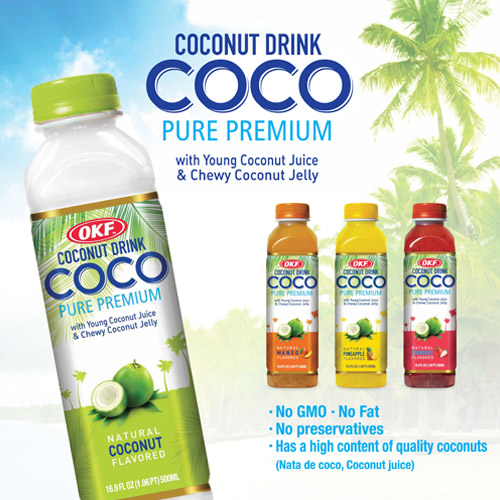 OKF Coco (Health Drink)