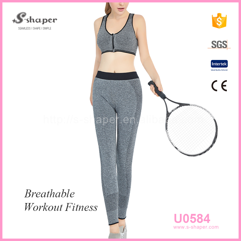 S - SHAPER Yoga Wear Sports Wear Yoga Leggings Set