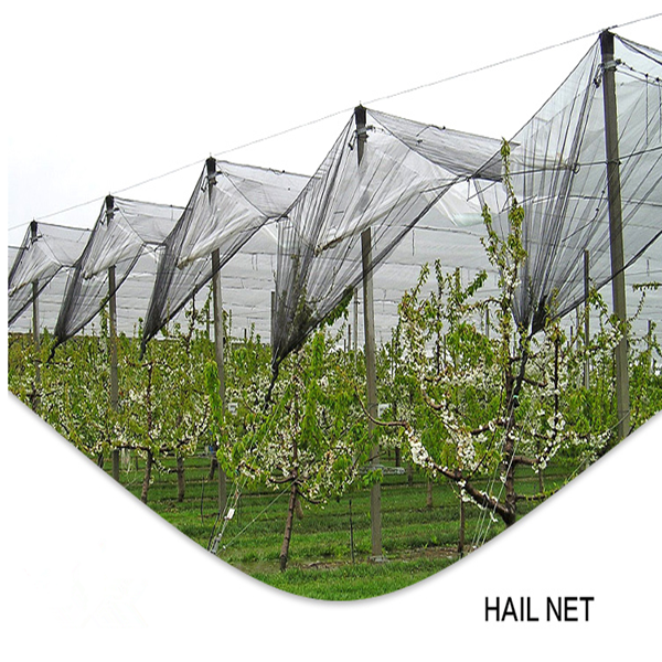 High quality wind and hail protection net