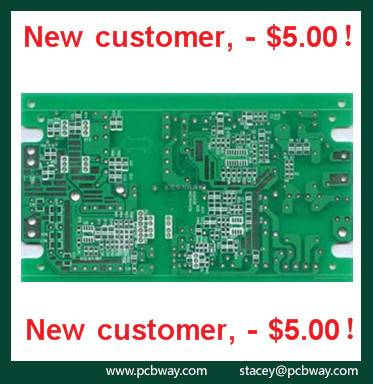 double layer pcb    pcb board manufacturer china