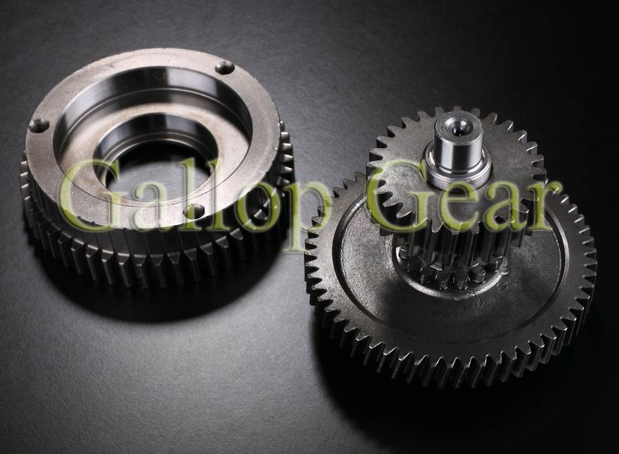 Electric Motorcycle Gear