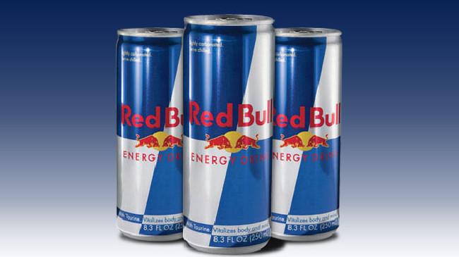 Get Red-Bull Energy Drinks