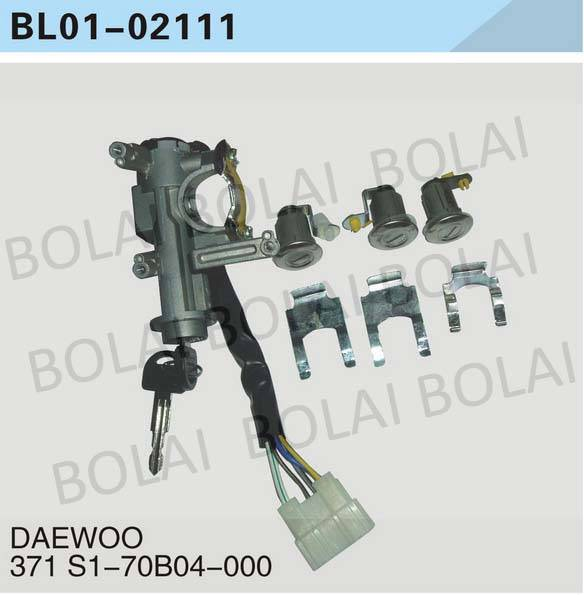 USE FOR DAEWOO TICO KEY SET /IGNITION SWITCH 371 S1-70B04-000