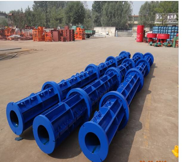 New Condition concrete pole equipment