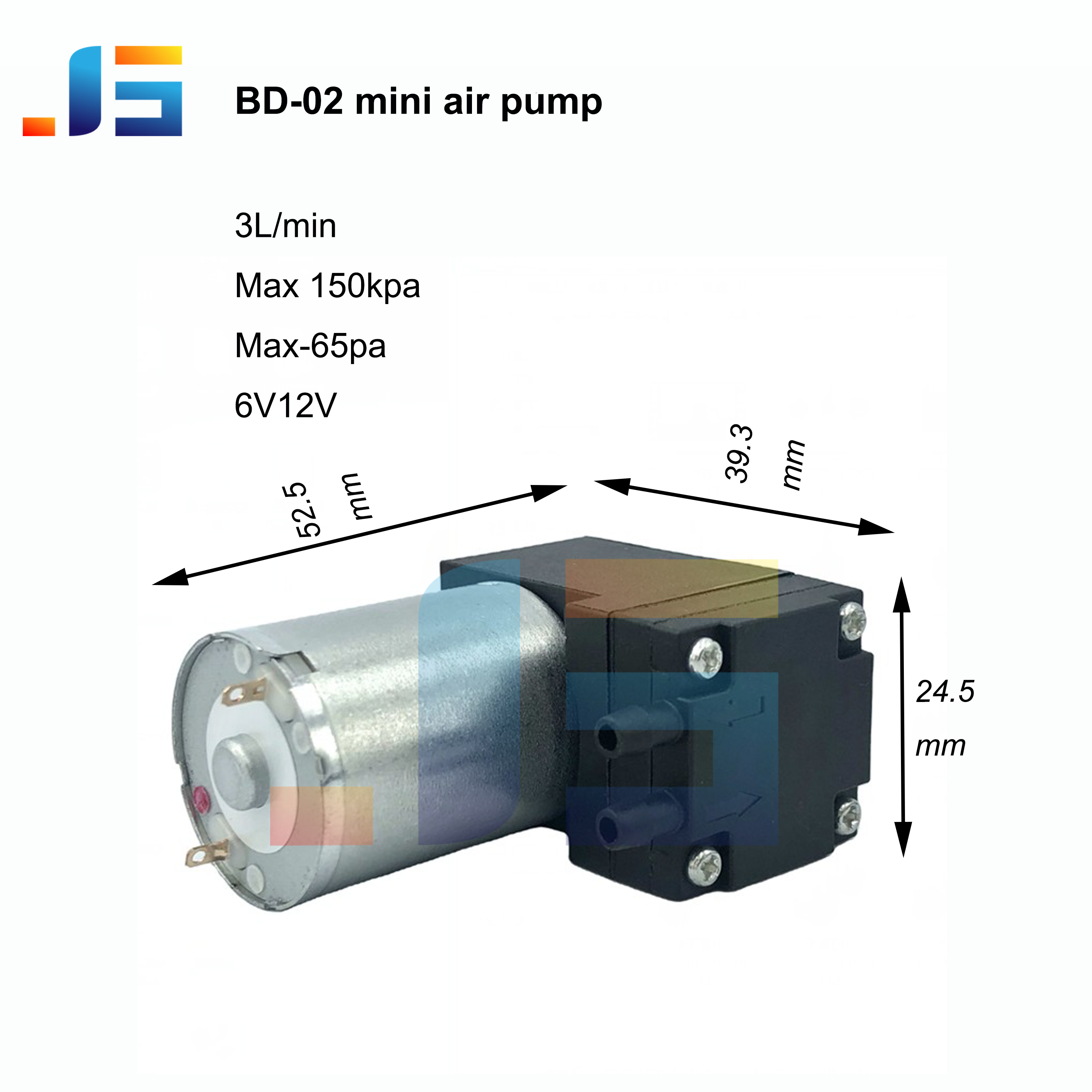 good quality lab/medical tiny air pump from Chinese large stock