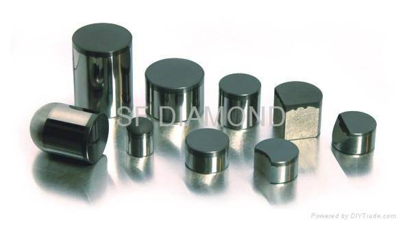 SFD PDC Cutters for Oil/Gas Drilling Bits