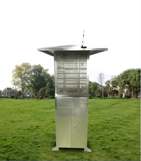Automatic Pest Forecast Light Trap