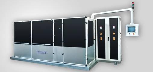 Cross Fold KNC-IO-1400 Wet Wipes Machine