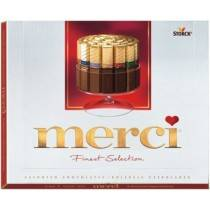 MERCI 250G CHOCOLATES BOX